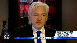 News video: Investigation Into Rape Allegation Against Julian Assange Dropped