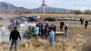 Plane Crash in Utah [Video]