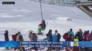 NH Bill Would Add Tax To Ski Lift Tickets [Video]