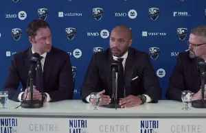 """Thierry Henry to bring an """"in your face"""" style of play as Montreal Impact manager [Video]"""
