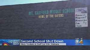 Mount Garfield Middle School Closed Tuesday [Video]