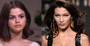 Bella Hadid Deleted An Instagram Photo After Selena Gomez Left A Comment [Video]