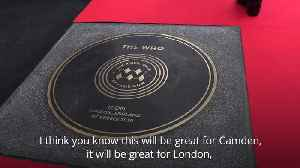 The Who enter Music Walk of Fame [Video]