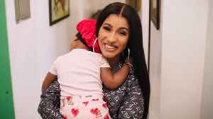 Cardi B on Her Daughter, Her New Album and Her Dream Collabs [Video]