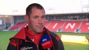 Woolf: Players must buy into improvements [Video]