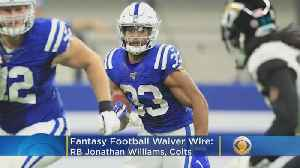 Fantasy Football Waiver Wire Week 12 [Video]