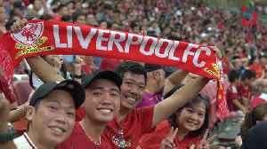 The Manchester United-Liverpool Rivalry in Singapore [Video]