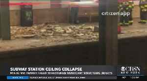 MTA IG: NYC Transit Failed To Recognize Significant Structural Defects At Brooklyn Station [Video]
