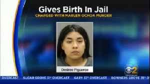 Desiree Figueroa Gives Birth [Video]