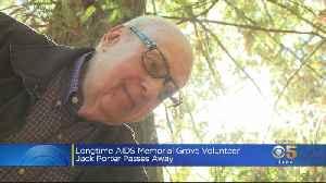 AIDS Memorial Grove Volunteer Jack Porter Dies [Video]