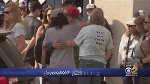 Students Return To Saugus High School For First Time Since Shooting [Video]
