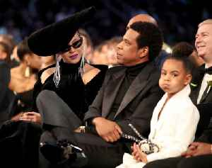 Beyoncé and Jay-Z's 7-Year-Old Daughter Wins Songwriting Award [Video]
