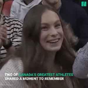 Queens Of The North Celebrate Toronto Raptors Game [Video]