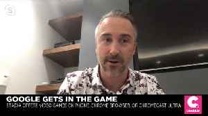 News video: Google Stadia Banks on Bright Gaming Future Despite Muddled Start