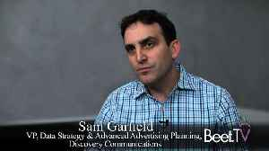 Discovery's Sam Garfield: The Full Force of TV Is Full-Funnel Attribution [Video]