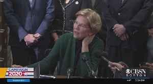 Keller @ Large: Sen. Warren Hits A Few Bumps On Campaign Trail [Video]