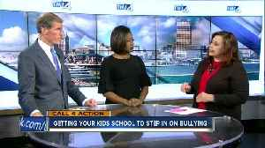 How to get schools to help when kids are being bullied [Video]