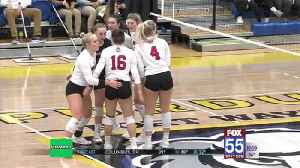 'Dons Swept by South Dakota on Senior Day [Video]