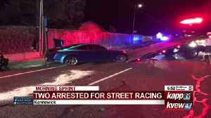 Teenagers arrested for street racing that led to crash in Kennewick [Video]
