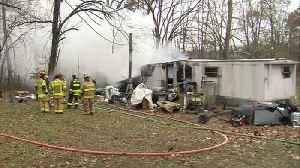 Investigation underway into Monday afternoon fire in Vigo County [Video]