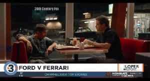 Loper Report: 'Ford v Ferrari,' 'The Good Liar' [Video]