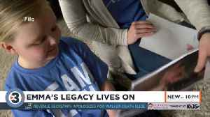 'She gave us all that love, kindness back': Little girl who asked for dog pictures leaves big impact [Video]