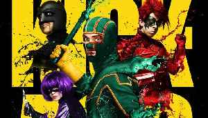 Kick-Ass movie (2010) - Aaron Taylor-Johnson, Nicolas Cage, Chloë Grace Moretz [Video]