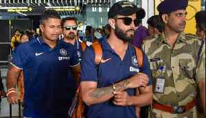 India vs Bangladesh 2nd Test: India, Bangladesh teams arrive in Kolkata for 2nd Test | OneIndia News [Video]