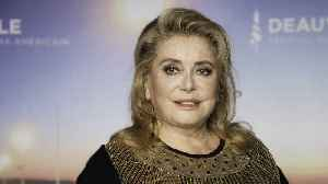 Catherine Deneuve 'feeling fine' after stroke [Video]