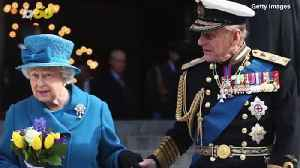 Queen Elizabeth and Prince Philip Celebrate 72 Years of Marriage [Video]