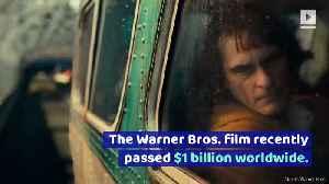 'Joker' Sequel in Development, Joaquin Phoenix Likely to Return [Video]