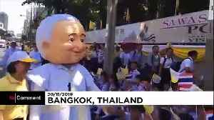 Pope Francis arrives in Thailand at start of Asia trip [Video]