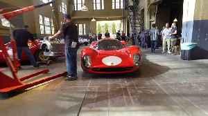 Ford v Ferrari movie - B-Roll [Video]
