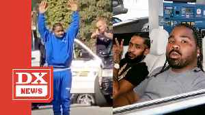 Nipsey Hussle's Artist BH Involved In Intense Police Standoff [Video]