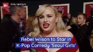 Rebel Wilson And 'Seoul Girls' [Video]