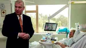 News video: Epstein scandal chills Prince Andrew's backers