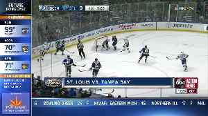 St. Louis Blues beat Tampa Bay Lightning to spoil Pat Maroon's homecoming [Video]