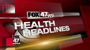 Health Headlines - 11/19/19 [Video]