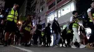News video: Explainer: Beijing questions Hong Kong mask ruling