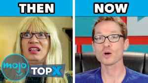 News video: Top 10 YouTube Stars: Where Are They Now?