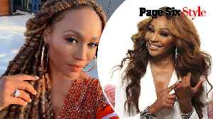 Cynthia Bailey says her wedding dress will be as untraditional as she is [Video]