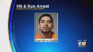 Man Wanted In Deadly Garland Hit-And-Run Turns Himself In [Video]