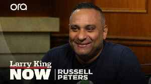New shows, stand-up advice, and what's next -- Russell Peters answers your social media questions [Video]