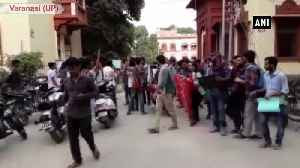 BHU students protest in support of JNU over fee hike in Varanasi [Video]