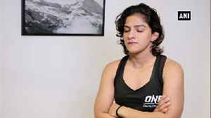 My aim is to win world championship Ritu Phogat [Video]