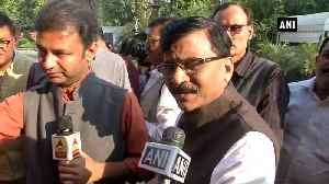 Need to go through lot of processes when it comes to President Rule Sanjay Raut on Maha govt formation [Video]