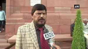 There is no harm in giving Bharat Ratna to Savarkar Athawale [Video]