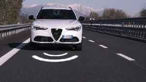 News video: 2020 Alfa Romeo Giulia Stelvio Automated Driving