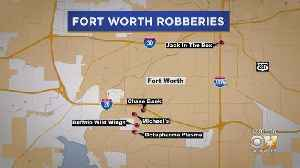 Arrests Made After Series Of Aggravated Robberies in Fort Worth's Hulen Mall Area [Video]