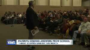 Parents at their breaking point: demanding answers over thwarted Albion school plot [Video]